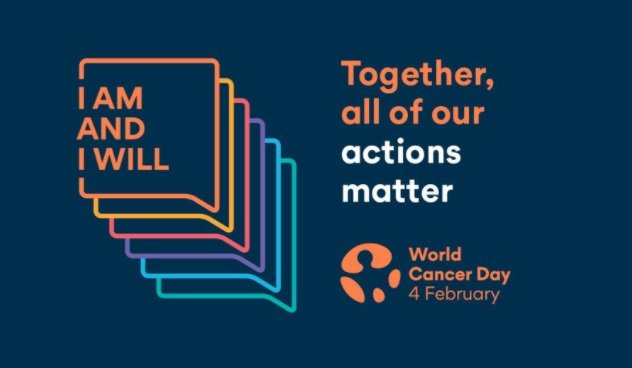 World Cancer Day promotion for 4th February